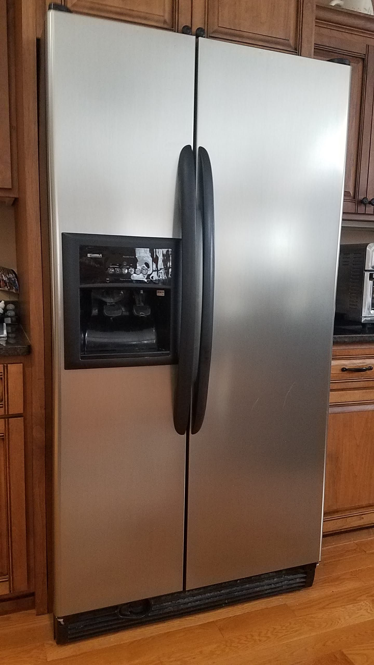Is a 15 year old refrigerator worth repairing?