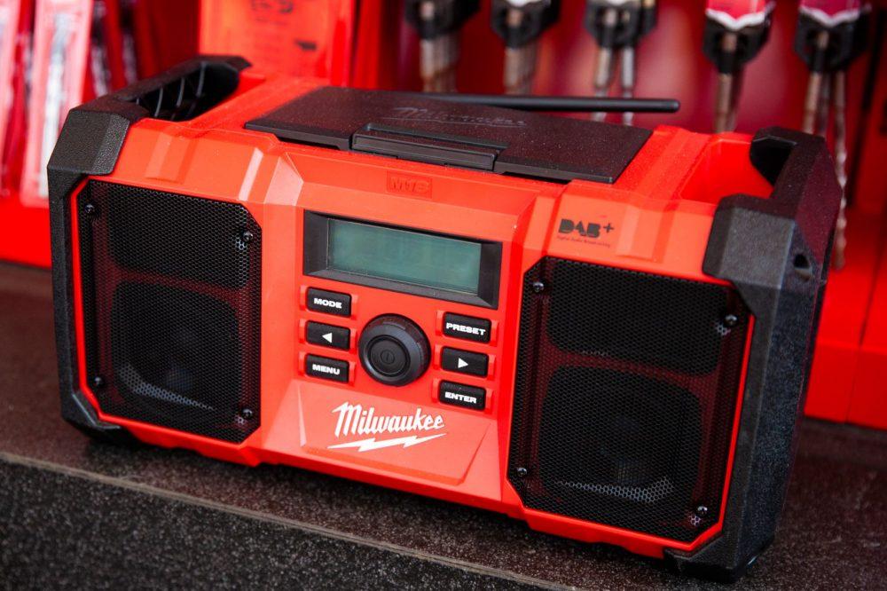 best jobsite radio