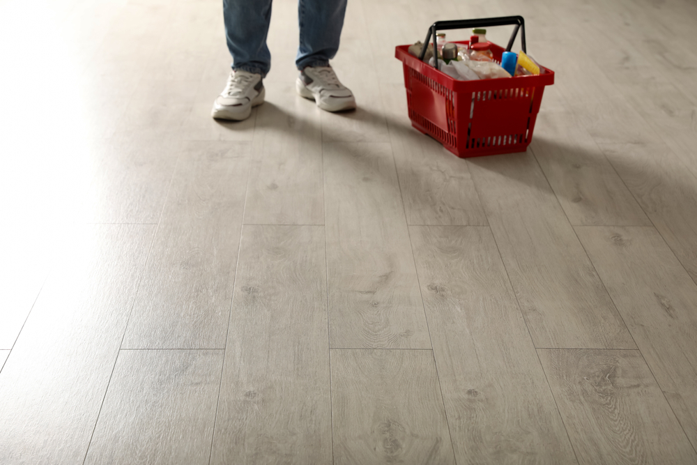 cleaning products safe for vinyl planks